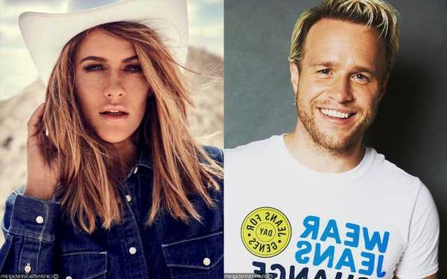Olly Murs Decides to Name One of Lake District's Peaks After Late Caroline Flack