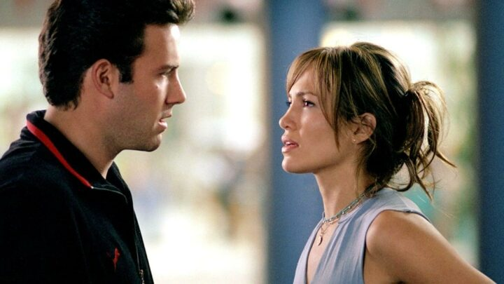 Once Upon a Time, Ben Affleck Played J Lo's Romantic Interest in a Velour Puma Tracksuit