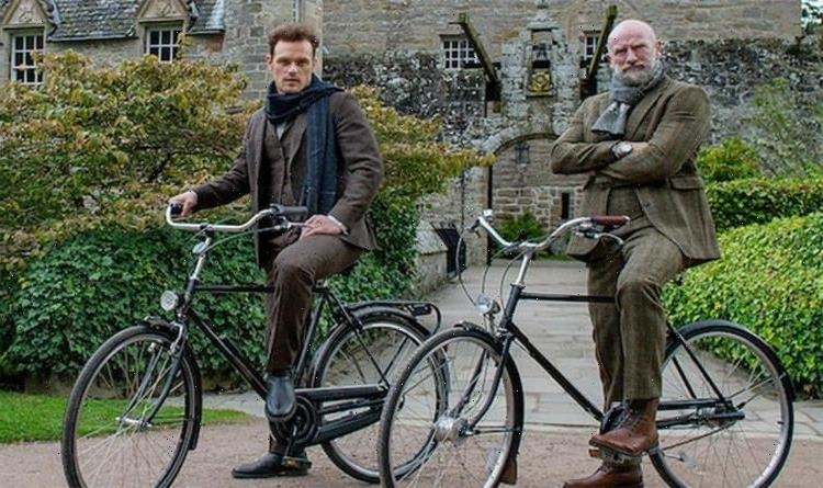 Outlander: Jamie Fraser star Sam Heughan opens up on 'embarrassing personal' moment