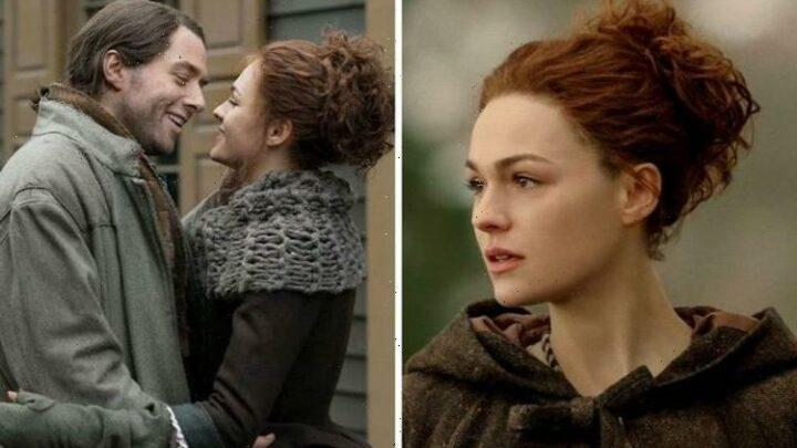 Outlander season 6: Brianna and Roger MacKenzie return to future as fans spot filming clue