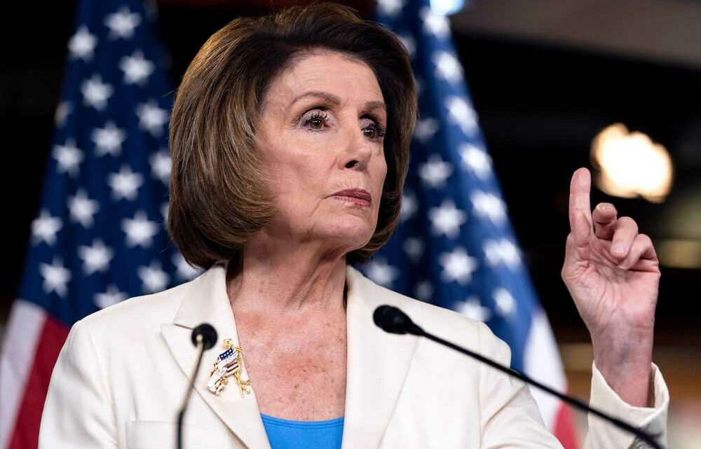 Pelosi says no to Senate compromise on infrastructure without House reconciliation