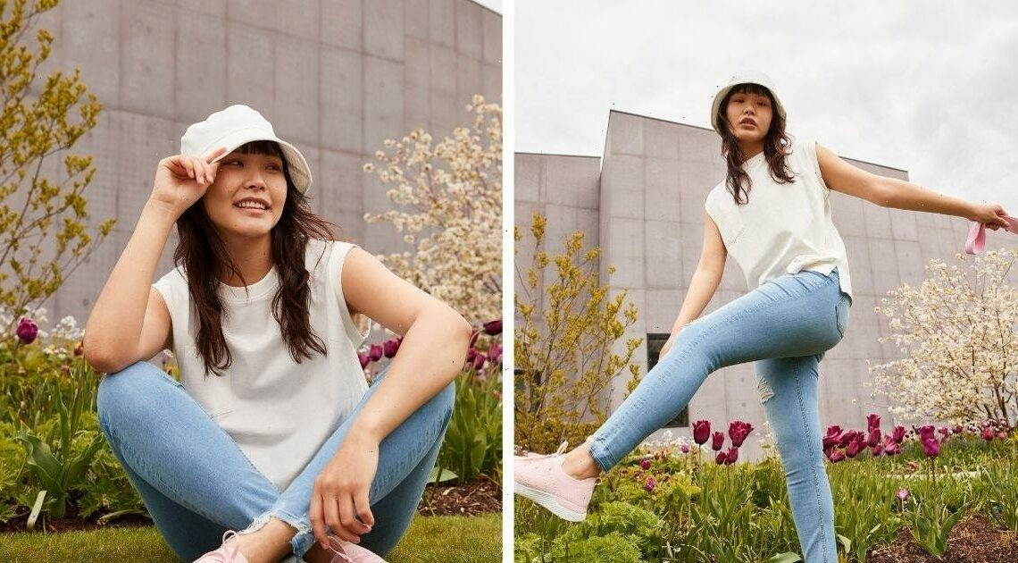 Primark release new sustainable jeans made from recycled bottles and they're only £15