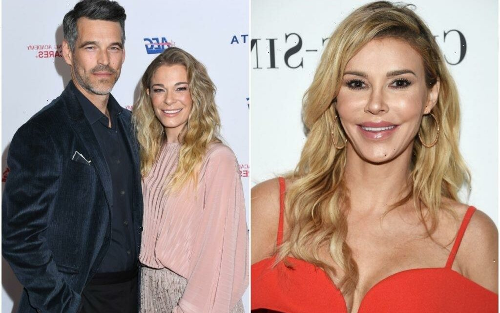 'RHOBH': Brandi Glanville Reveals How She Became Friends With LeAnn Rimes After Years of Fighting