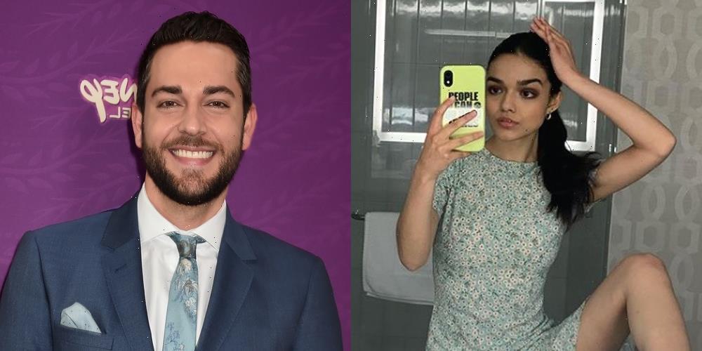 Rachel Zegler's 'Shazam: Fury of the Gods' Co-Star Zachary Levi & More Disney Stars React to Her 'Snow White' Casting!