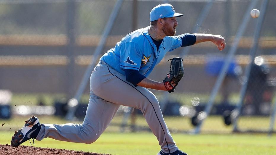 Rays pitching prospect hospitalized after line drive to the head