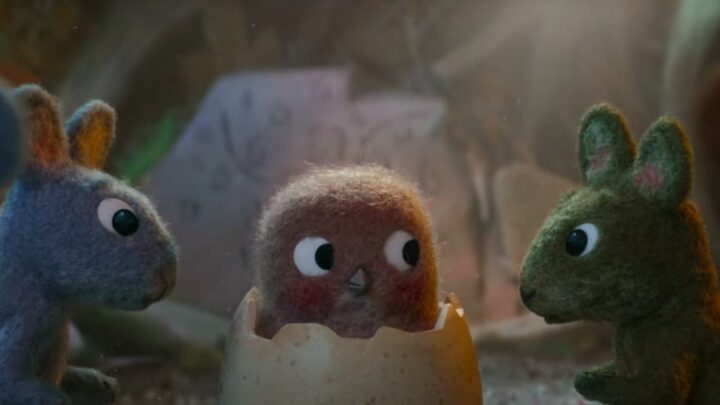 'Robin Robin' Teaser Shows Off the Next Aardman Stop-Motion Film, Coming to Netflix