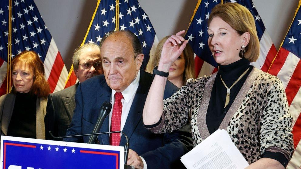Rudy Giuliani, Sidney Powell, MyPillow CEO due in court over election lawsuits