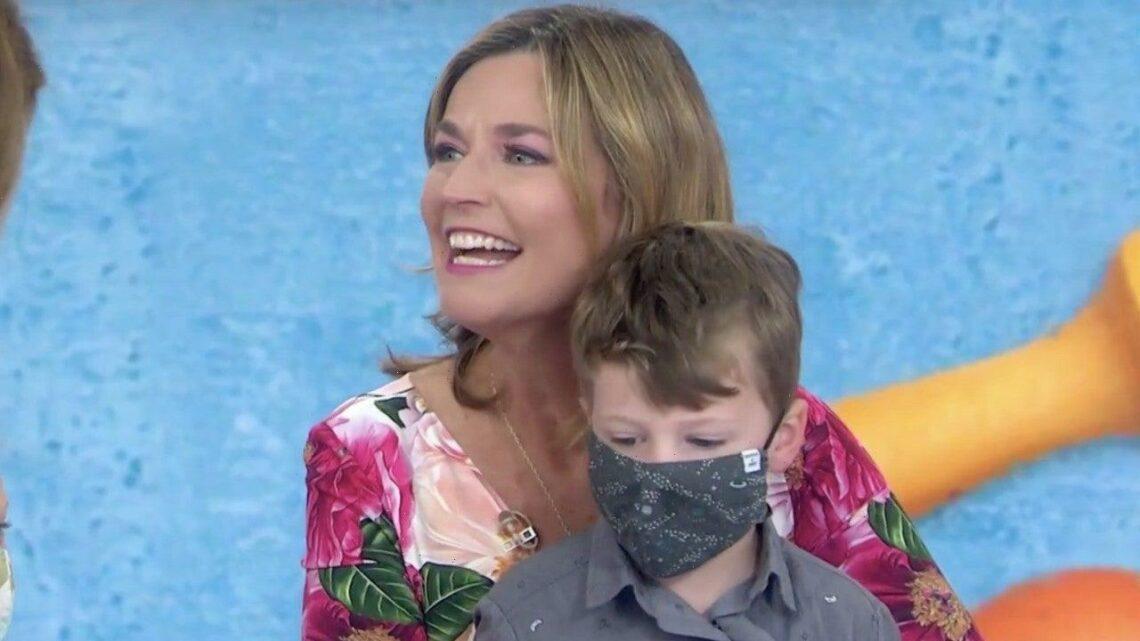 Savannah Guthrie Celebrates Son Charley's Preschool Graduation
