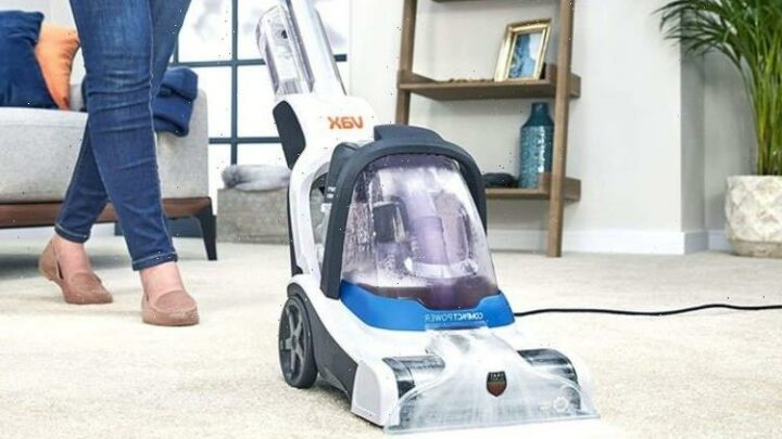 Save £30 on the Vax Compact Power Carpet Cleaner