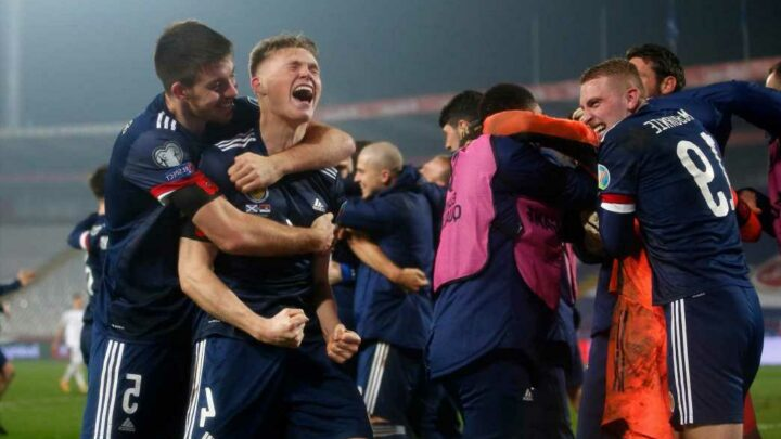 Scotland vs Czech Republic FREE: Live stream, TV channel, kick-off time, team news for TODAY'S Euro 2020 match