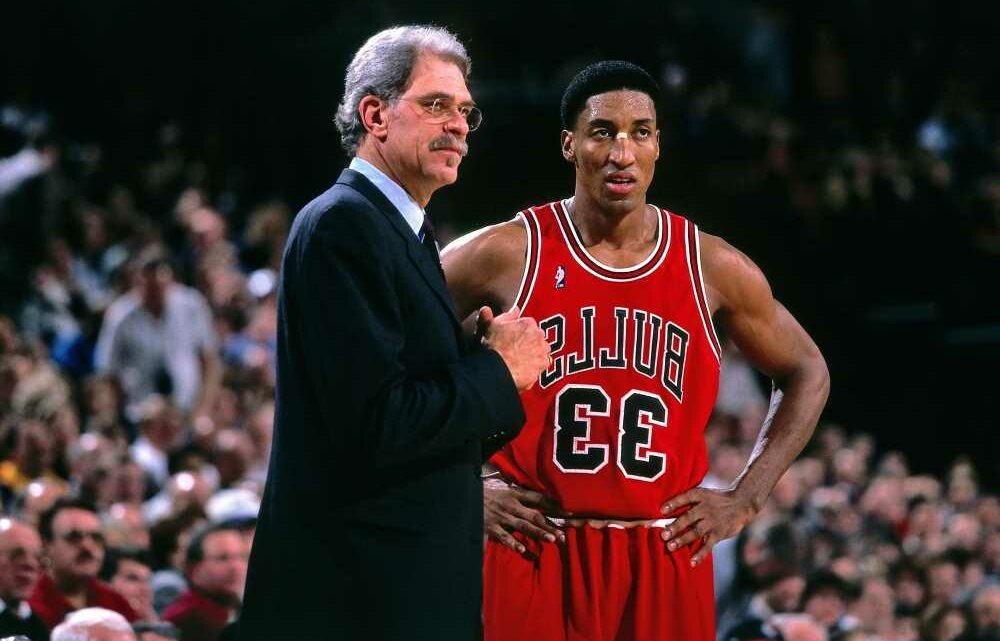 Scottie Pippen accuses Phil Jackson of being racist