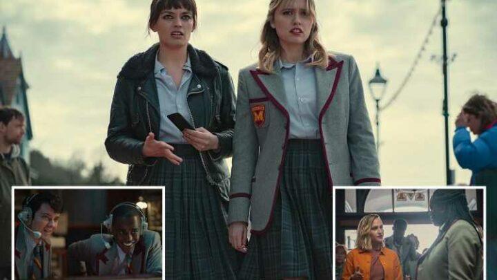 Sex Education's new headteacher has a 'wild' backstory in season three reveals newcomer Jemima Kirke