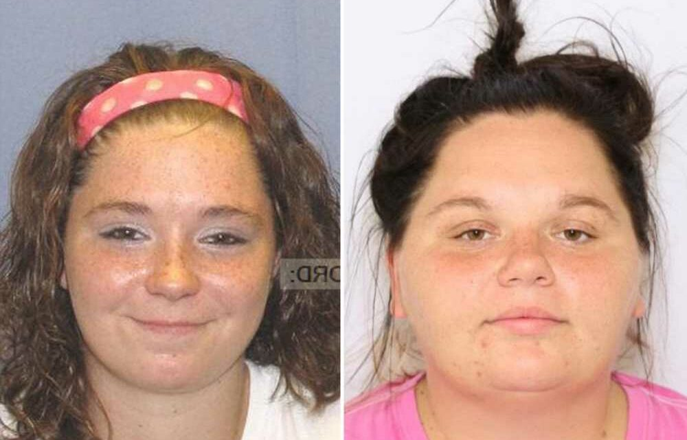Sisters accused of shooting homeless people with a BB gun in Cincinnati