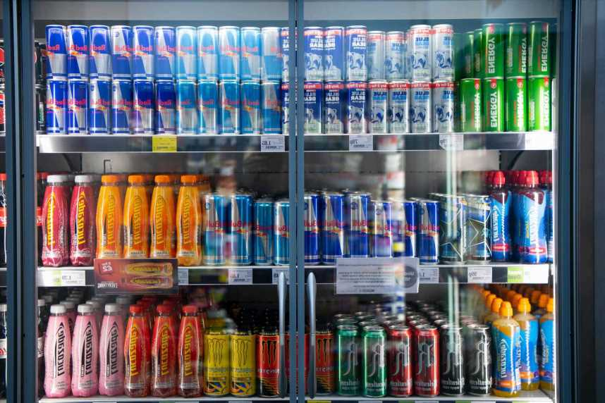 Sleep-deprived Brits spend nearly £1million a day on energy drinks in past year