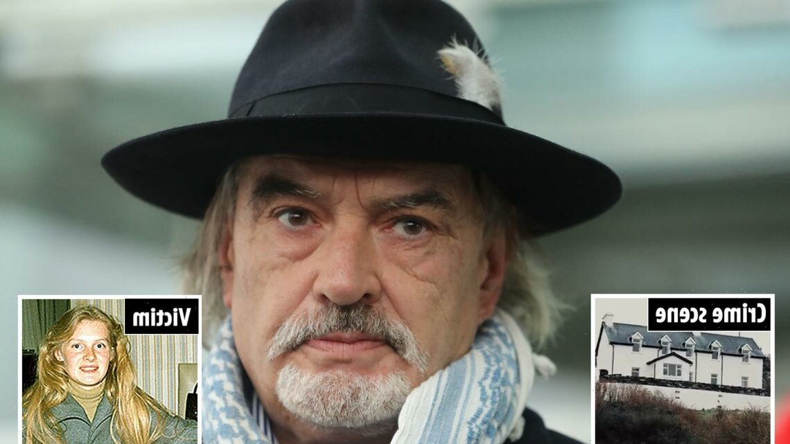 Sophie Toscan du Plantier prime suspect Ian Bailey claims bombshell DNA will clear his name in 25-year murder mystery