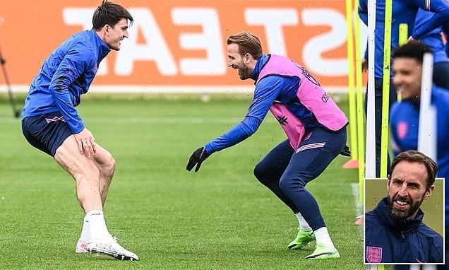Southgate issues a rallying cry to England ahead of Germany clash