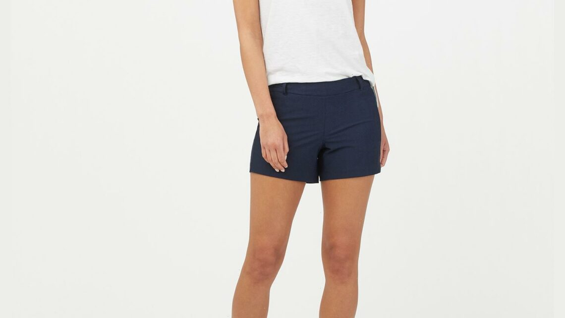 Spanx's Breathable Shorts with UPF 50+ Protection Sold Out in 3 Days – but They're Back in Stock
