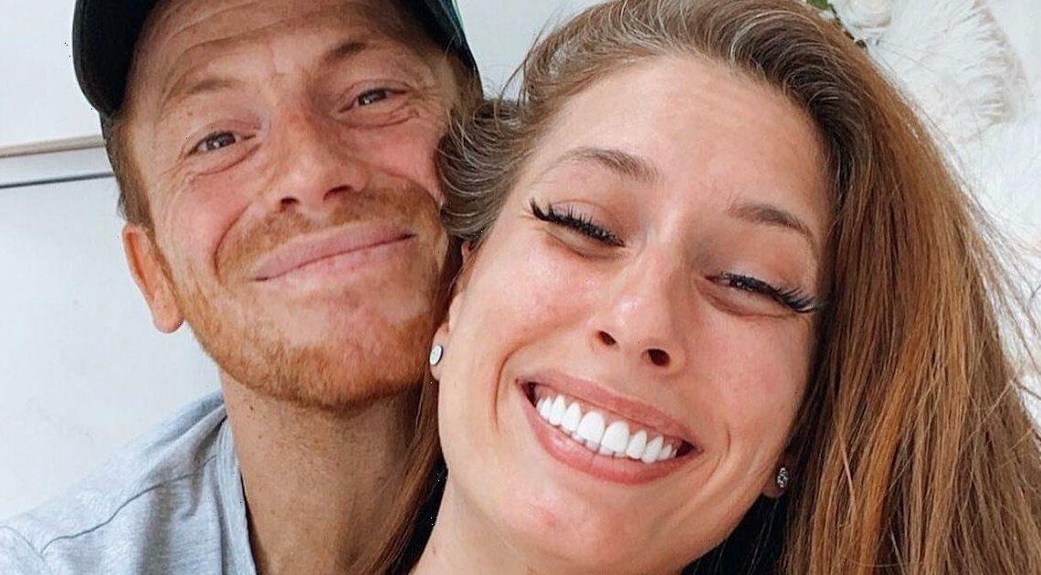 Stacey Solomon drops raunchy Joe Swash sex confession after announcing pregnancy
