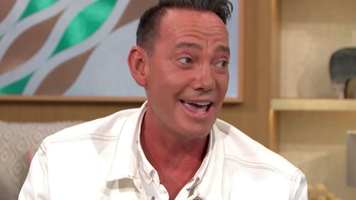 Strictly's Craig Revel Horwood shocks fans with mega tan on This Morning saying Anton Du Beke is thrilled to be a judge