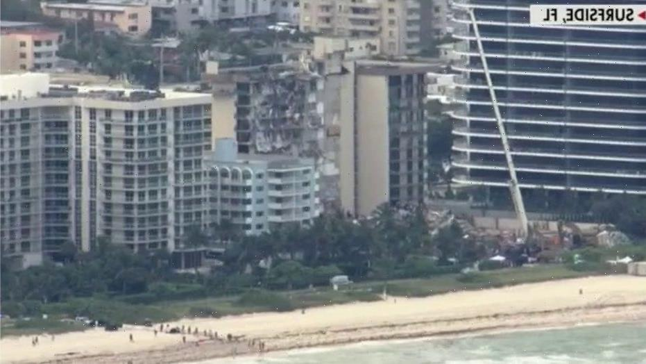 Surfside collapse: Former Florida official who said building was in 'very good shape' leaves new job