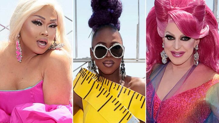 Sweat-proof summer makeup tips from the 'Drag Race All Stars'