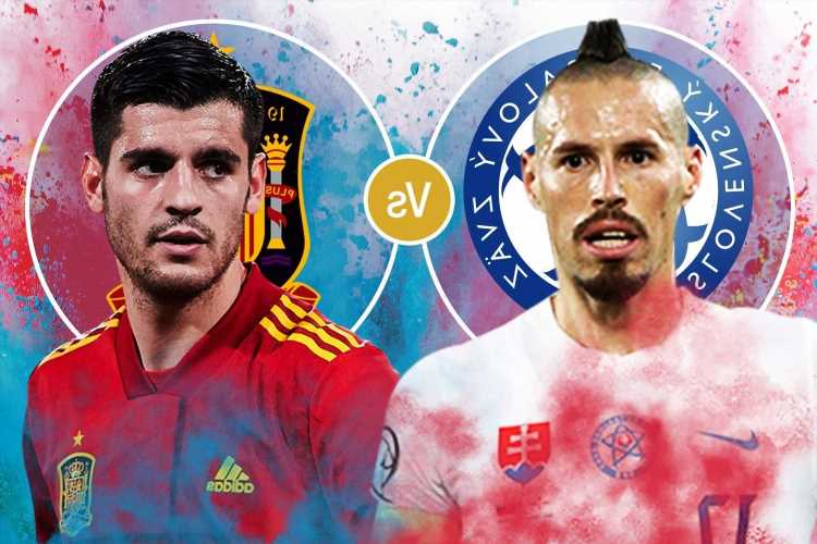 Team news, injury updates, latest odds for Slovakia vs Spain as rivals battle to qualify from Group E