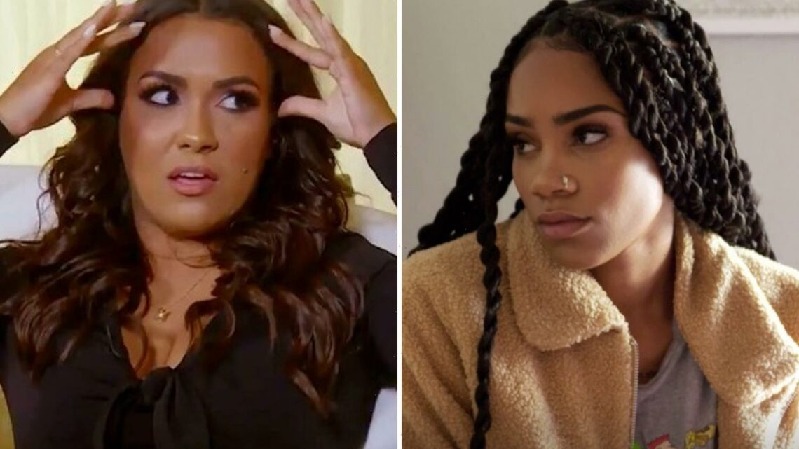 Teen Mom Briana DeJesus claims Ashley Jones' house on MTV is 'FAKE' after slamming Kailyn for 'not talking about arrest'
