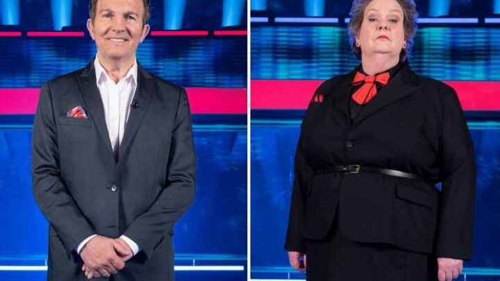 """The Chase's Anne Hegerty warns """"hard working"""" Bradley Walsh to take time off as she's scared he'll """"have a heart attack"""""""