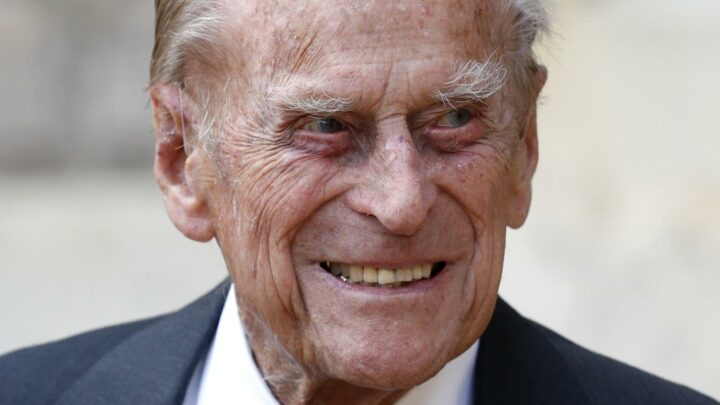 The Easter Eggs You Missed In Prince Philip's Final Portrait