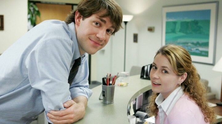 'The Office': Jenna Fischer Said This Iconic Jim and Pam Moment Was a 'Real Shock' to Fans