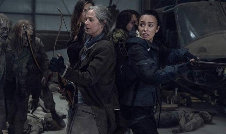 The Walking Dead season 11: Rosita death 'sealed' as fans expose worrying clue