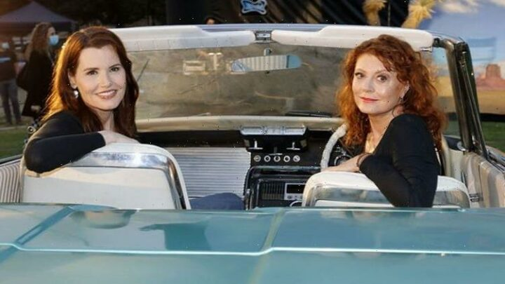 Thelma and Louise: Susan Sarandon on 'offending' male critics – 'It wasn't a big deal'