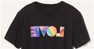 This Old Navy Tee Collab Is a Love Letter to the LGBTQ+ Community *And* Supports Youth Art Programs