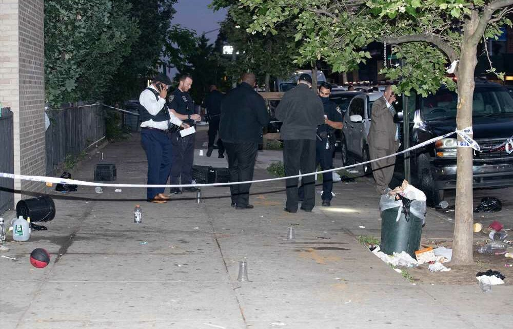 Three killed, two wounded across NYC as bloody summer approaches