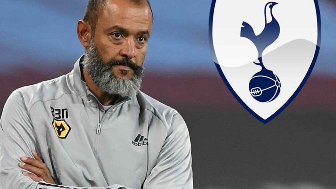 Tottenham reportedly set for U-turn and WILL hold talks with former Wolves boss Nuno Espirito Santo