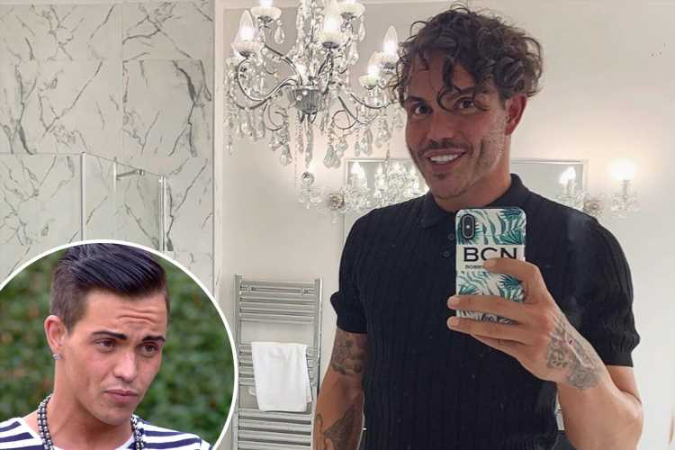 Towie's Bobby Norris threatened with beheading as he opens up about horrific death threats just for being gay