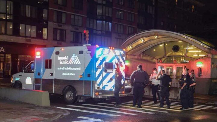 Two women slashed during Manhattan subway fight amid surge in violence