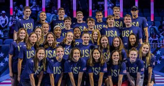 U.S. Swim Team Will Take 11 Teenagers to Tokyo Olympics