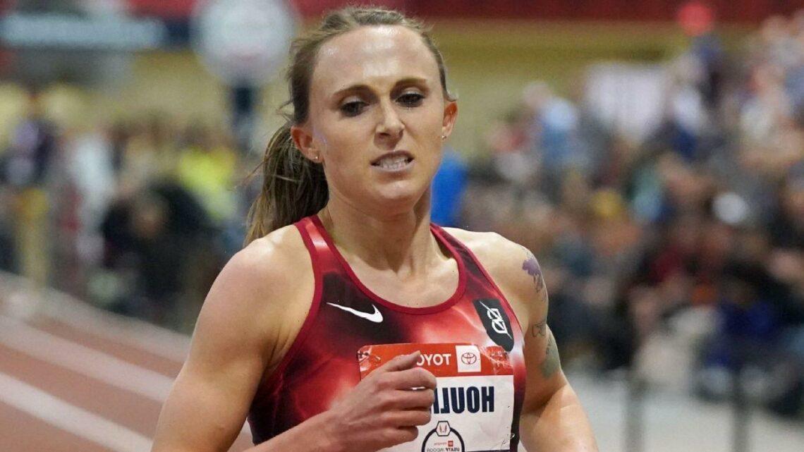 U.S. runner blames 4-year doping ban on burrito