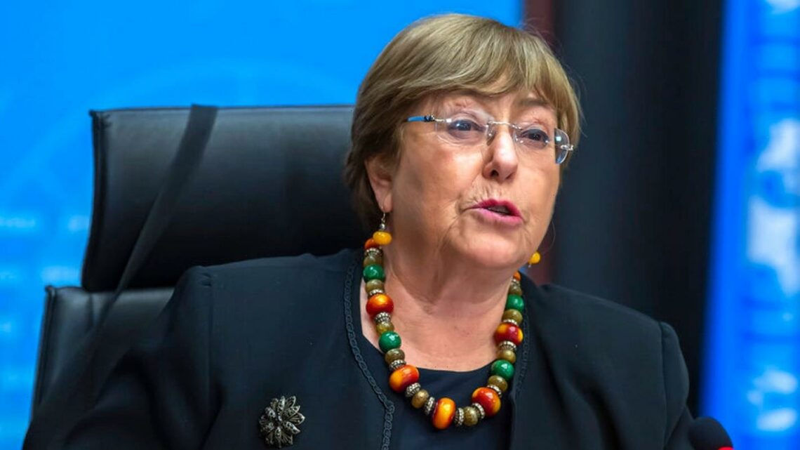 UN rights chief: Reparations needed for people facing racism