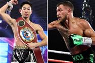 Vasyl Lomachenko vs Masayoshi Nakatani: Date, UK start time, live stream, TV channel, undercard for Loma's return fight