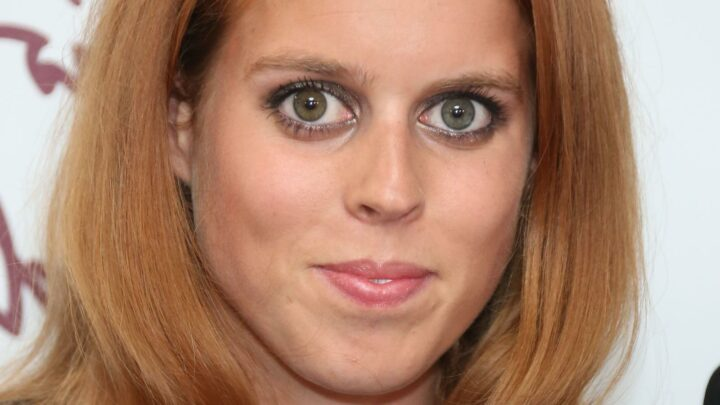 Was Princess Beatrice Really Upset With Meghan And Harry's Baby Name?
