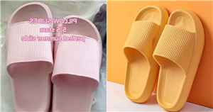 We Found Those $20 Pillow Slides That Keep Trending on TikTok, and OMG They're Comfy