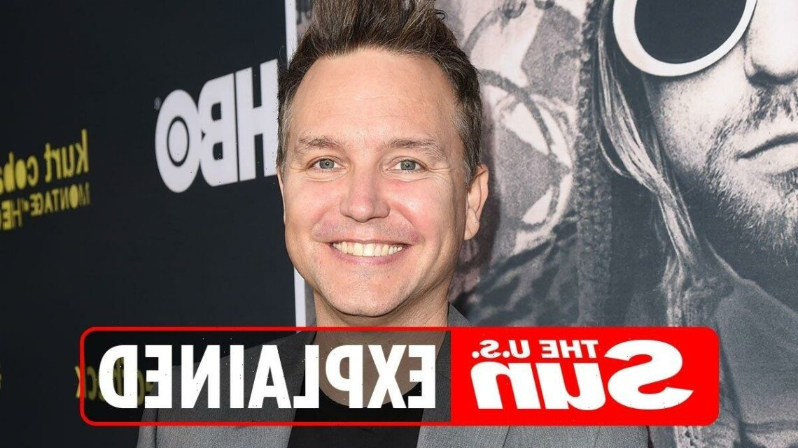 What type of cancer does Mark Hoppus have?
