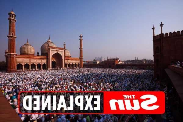 When is Eid al-Adha 2021?