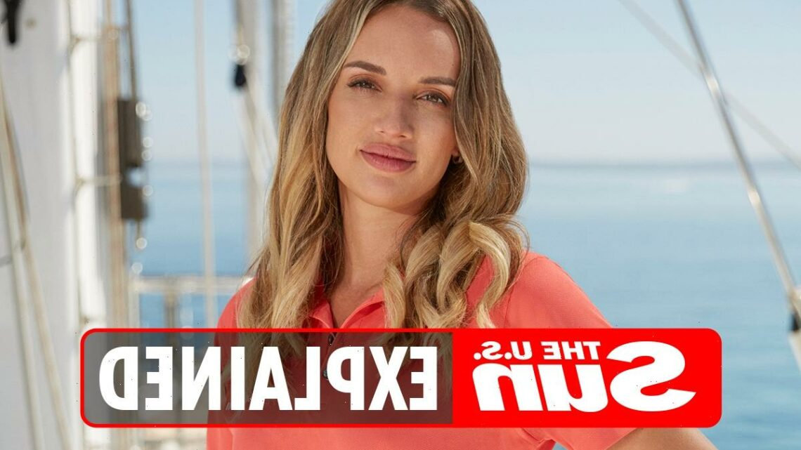 Who is Below Deck Sailing Yacht star Alli Dore?