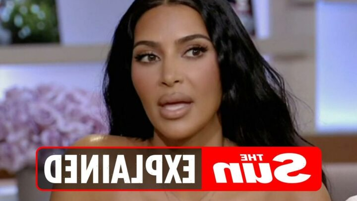 Who is Kim Kardashian dating now and what has she said about Van Jones?