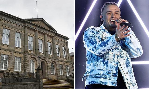 X Factor's Kyle Cutkelvin admits repeatedly kicking a man in the head