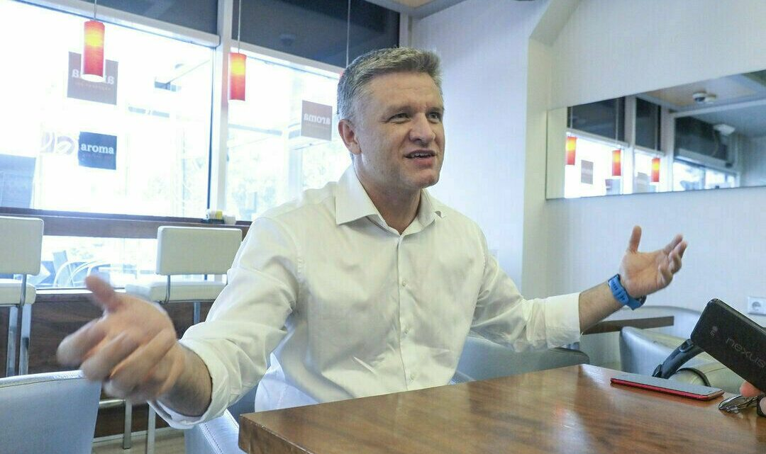 Dmytro Shymkiv voiced the requirements to start the production of Ukrainian vaccines