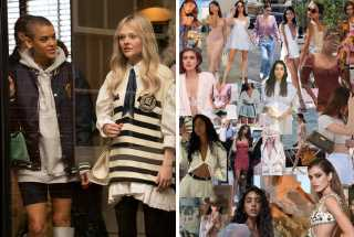 'Gossip Girl' Costumes Behind the Scenes: Eric Daman Explains How the Reboot Approaches 2021 Fashion